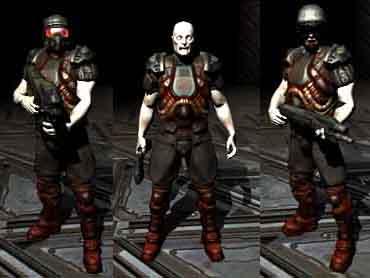 Зомби-охранники