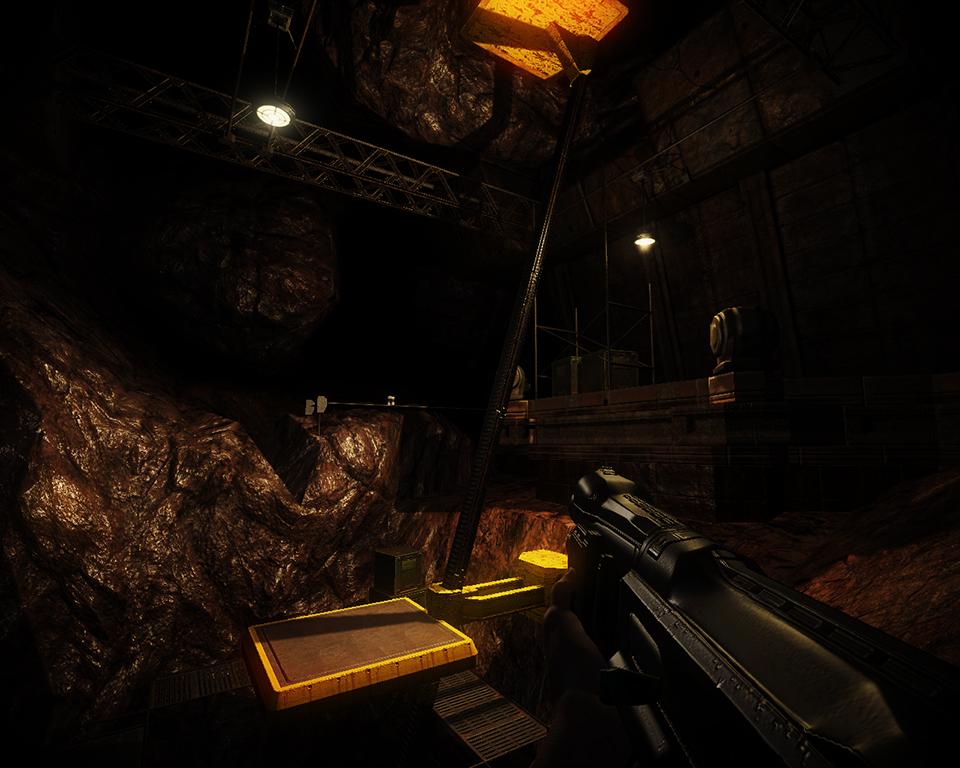 ... мода для Doom 3 и Doom 3: RoE - Doom 3 HD Mod: doom3.ru/news.php?id=1140